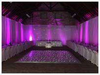 drapes and lighting james entertainments