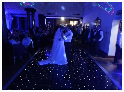 light up dance floors northumberland
