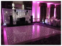 Starlight Led Dance Floors For Hire