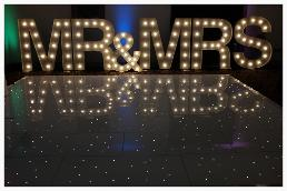 Mr and mrs letters north east