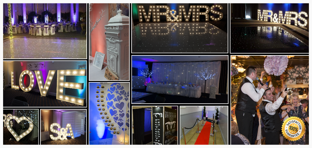 James Entertainments Weddings & Events